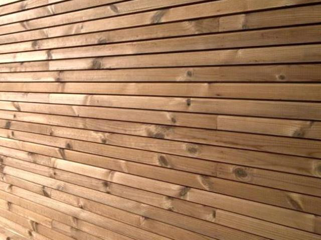 Woodproject thermowood hout